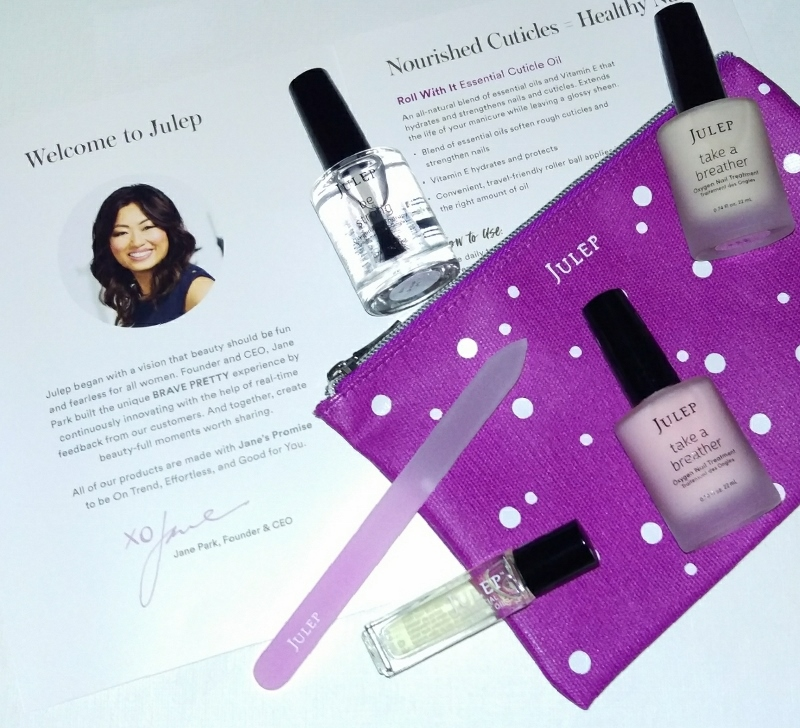 @ninesacloud's cover photo for 'Julep Super-Size Oxygen Nail Treatment Kit'