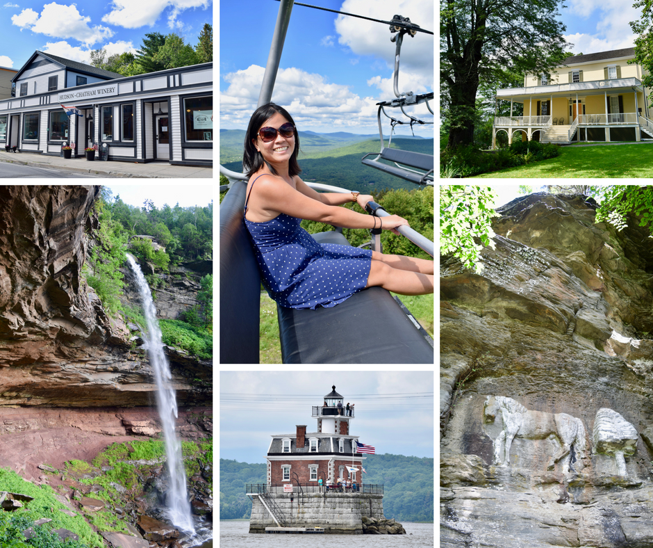 @diytravelhq's cover photo for 'Top 6 Catskills Attractions for Every New York Bucket List! - DIY Travel HQ'