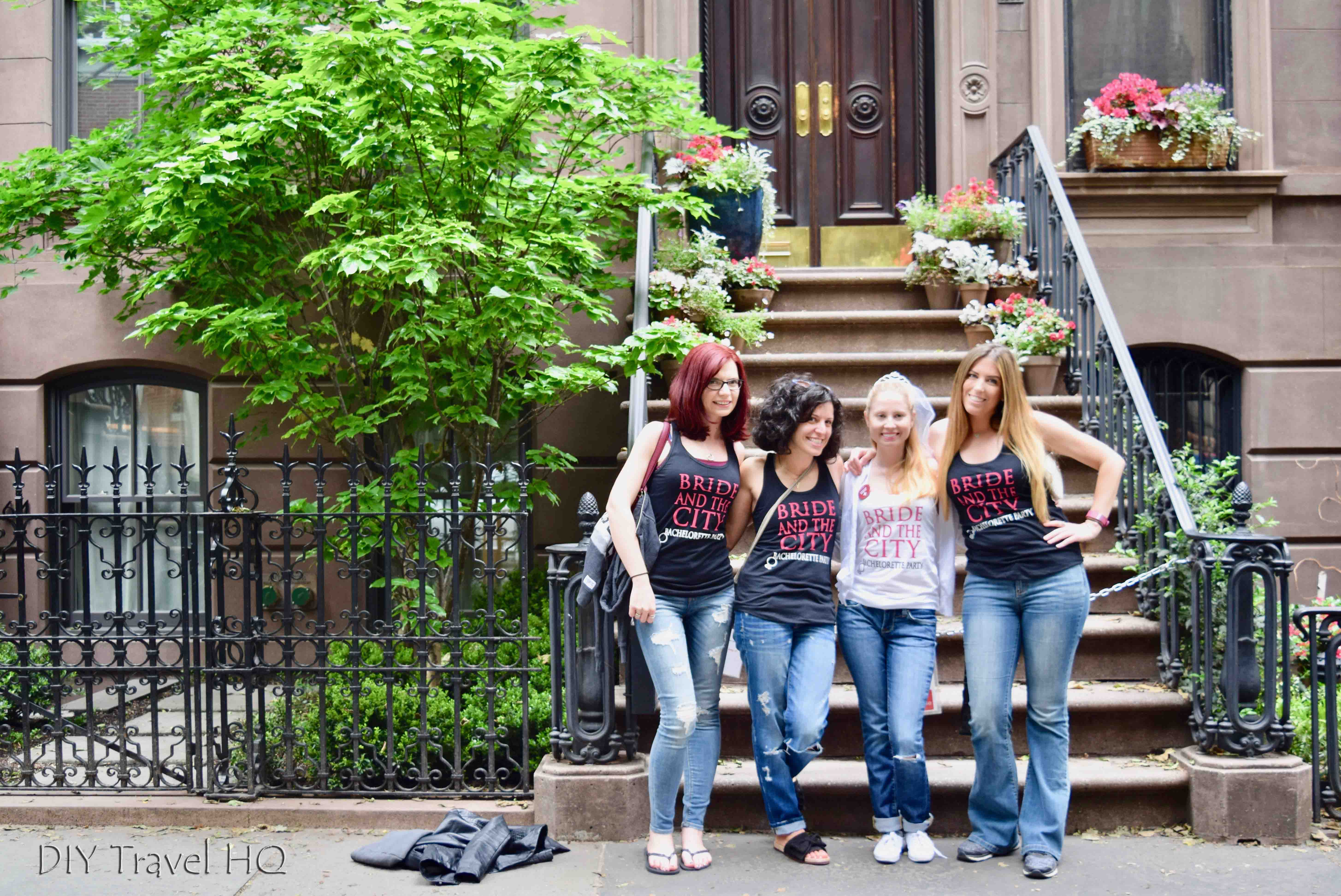 @diytravelhq's cover photo for 'On Location Tours: Sex & the City Hotspots - DIY Travel HQ'