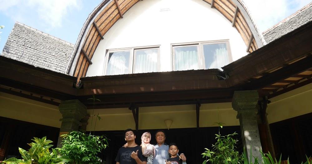 @irhamfaridh's cover photo for 'Quality Time Bersama Keluarga di Hotel Vila Lumbung Bali'