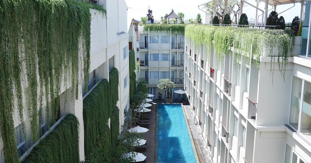 @irhamfaridh's cover photo for 'Manja-manjaan di The ONE Legian Hotel'