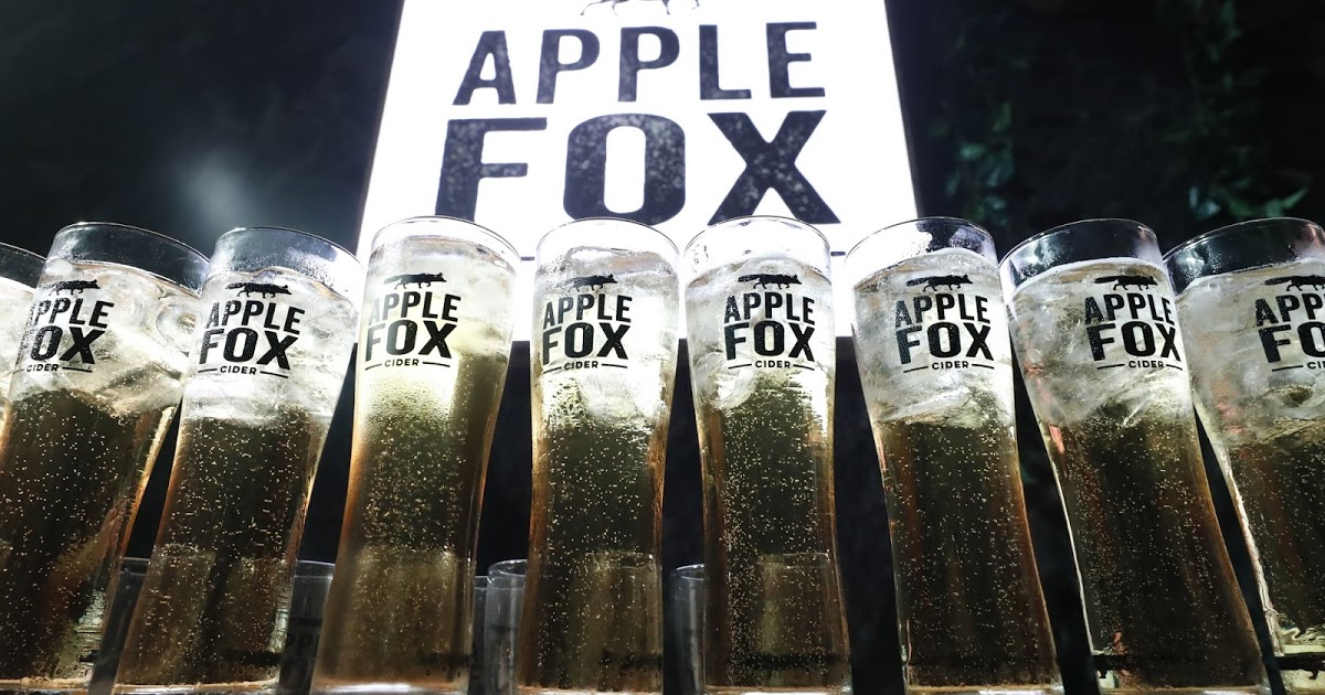 @yanrula's cover photo for 'Yanrula: |FOOD STORY| What The Fox: Apple Fox Cider Is Now In Malaysia!'