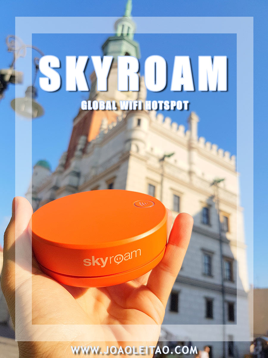 @joaoleitaoviagens's cover photo for '4G Skyroam Solis - Global WIFI Hotspot - Portable Internet'