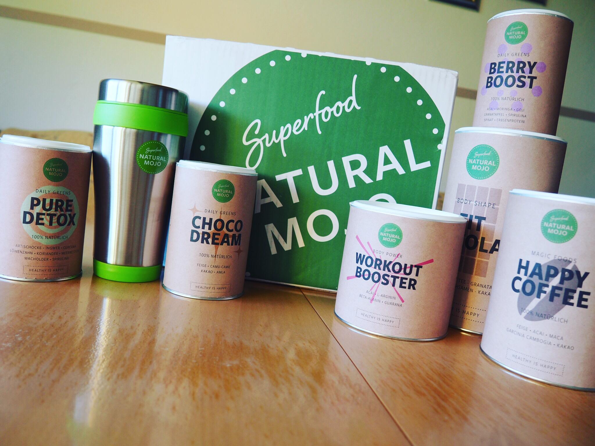 @gain_it_reith's cover photo for 'Die Produkte von Natural Mojo - Meine eigene Meinung - GainItReith'