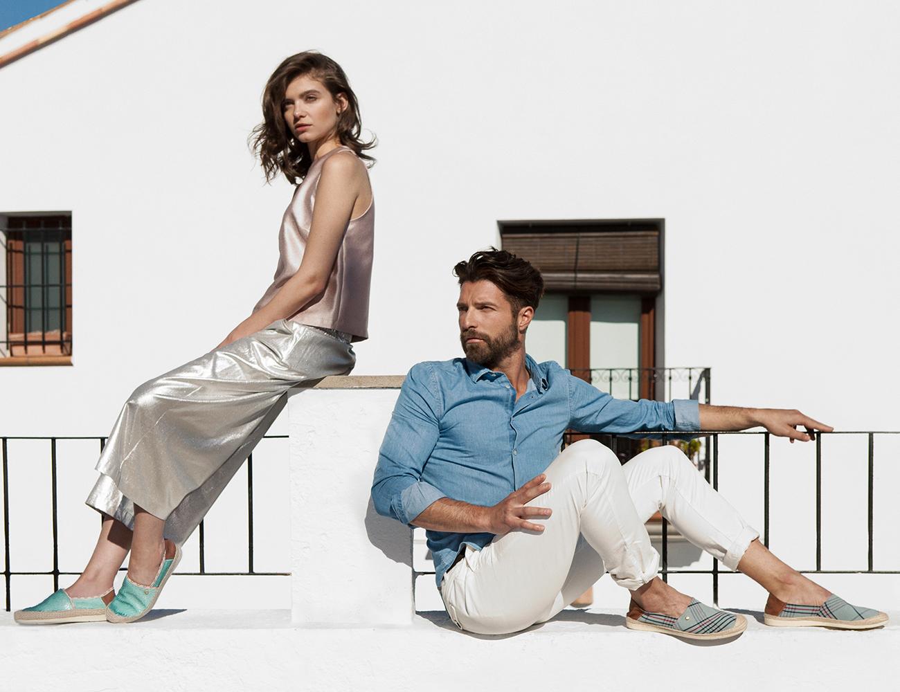 @fellini_eventi's cover photo for 'La Siesta, il nuovo marchio di espadrillas Made in Levante - Radio Fashion'