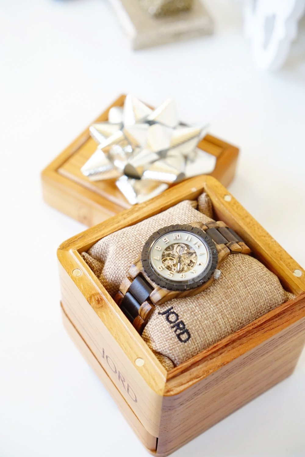 @missaquia's cover photo for 'A JORD Watch for my First Love + GIVEAWAY'