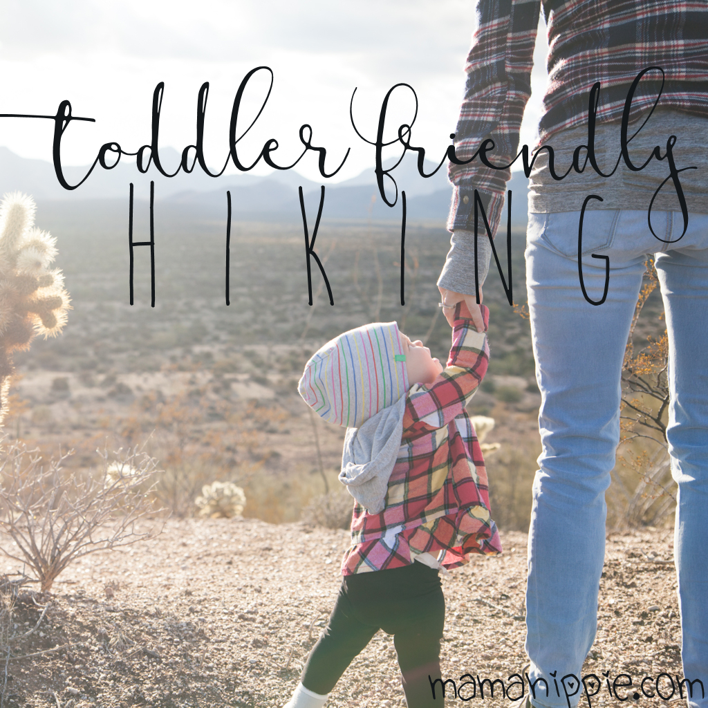 @mamababyhippie's cover photo for '3 Easy Tips for Toddler Friendly Hiking - Mama Hippie'