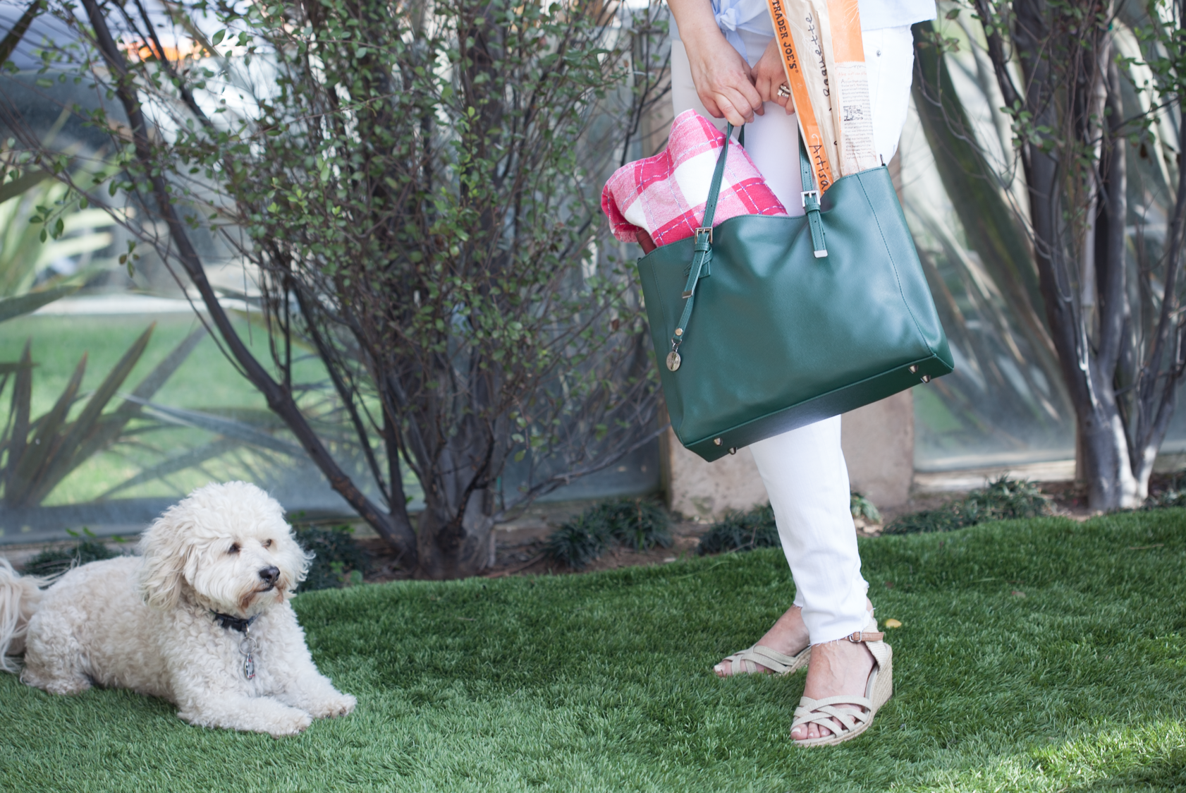 @veegmama's cover photo for 'A PLANT-BASED SPRING PICNIC IN A VEGAN HANDBAG!'