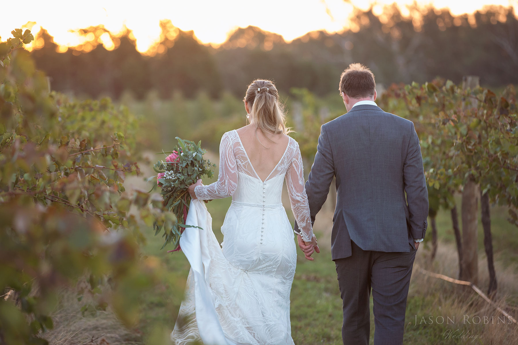 @jasonrobinsphotographyau's cover photo for 'St Leonards Vineyard Wedding - Claire & Grant's Wedding Sneak Peek'