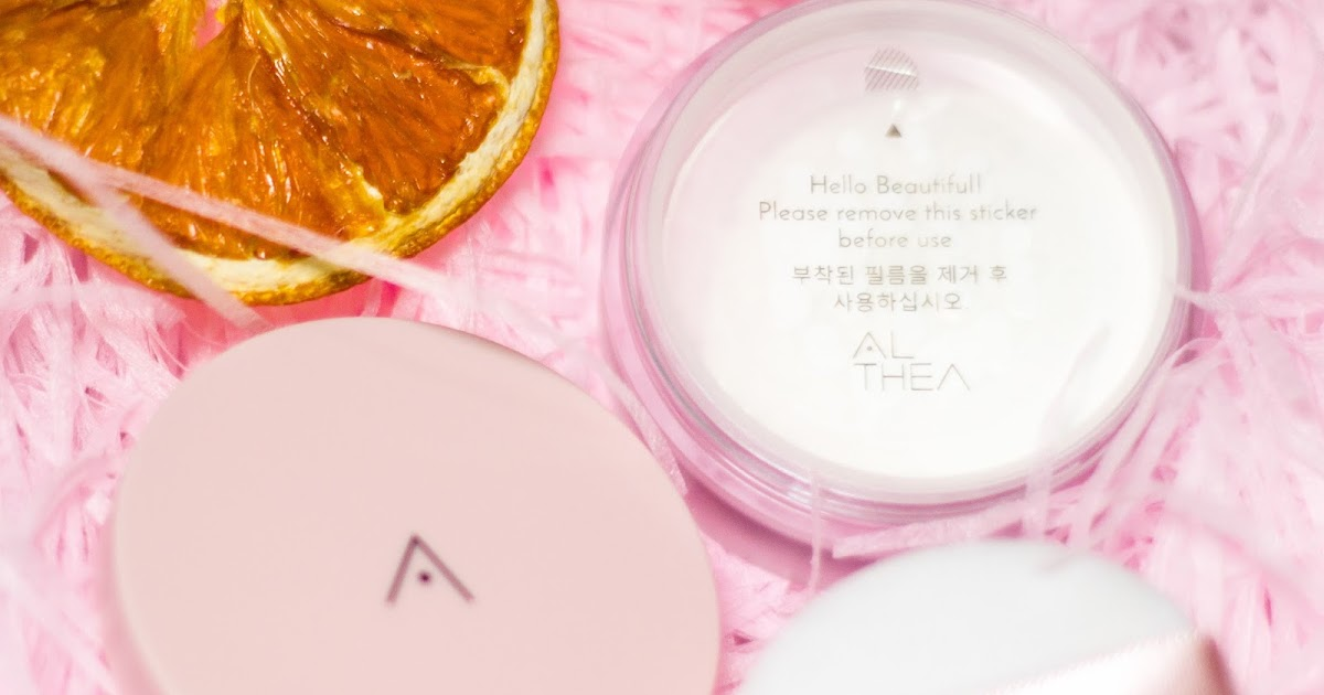 @joysofyz's cover photo for 'Althea came out with a new beauty product!'