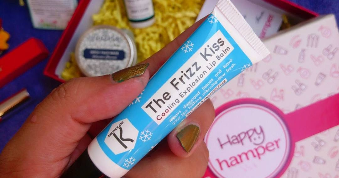 @amritkaur_amy's cover photo for 'Kronokare The Frizz Kiss - Cooling Explosion Lip Balm'