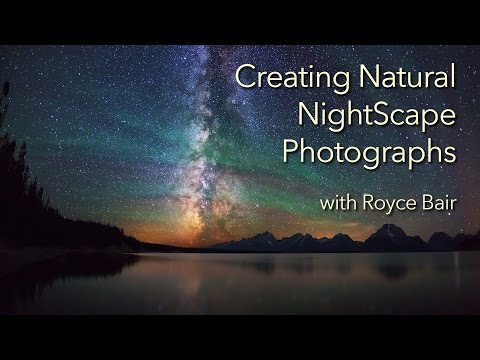 @roycebairphoto's cover photo for 'Creating Natural NightScape Photographs'
