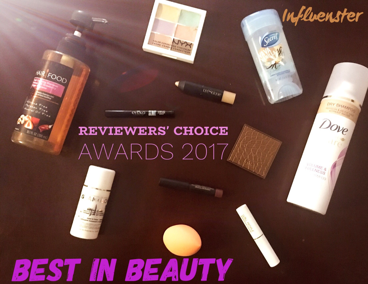@amanda.jane.lark's cover photo for '2017 Best in Beauty: The Reviewers' Choice Awards'