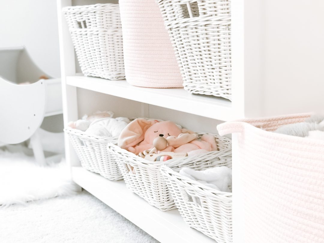 @nicole__digi's cover photo for '5 Ways to Declutter Your Space and Keep Your Kiddos Organized - Pottery Barn'