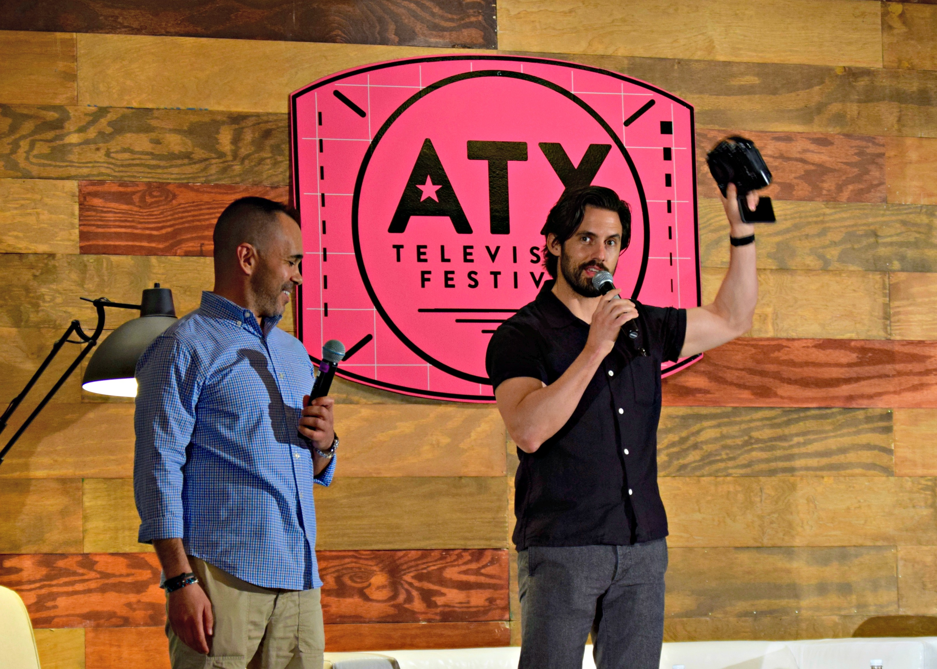 @amandakwaltman's cover photo for 'ATX TV Festival: Season 6 | The Brilliant Balance'