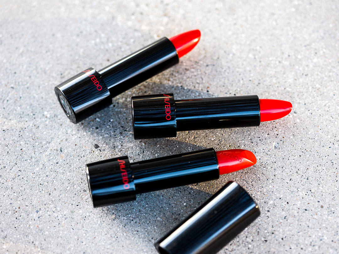 @biancamaycheah's cover photo for '9 Tips (You've Probably Never Heard Of) On How To Rock A Shiseido Red Lipstick'