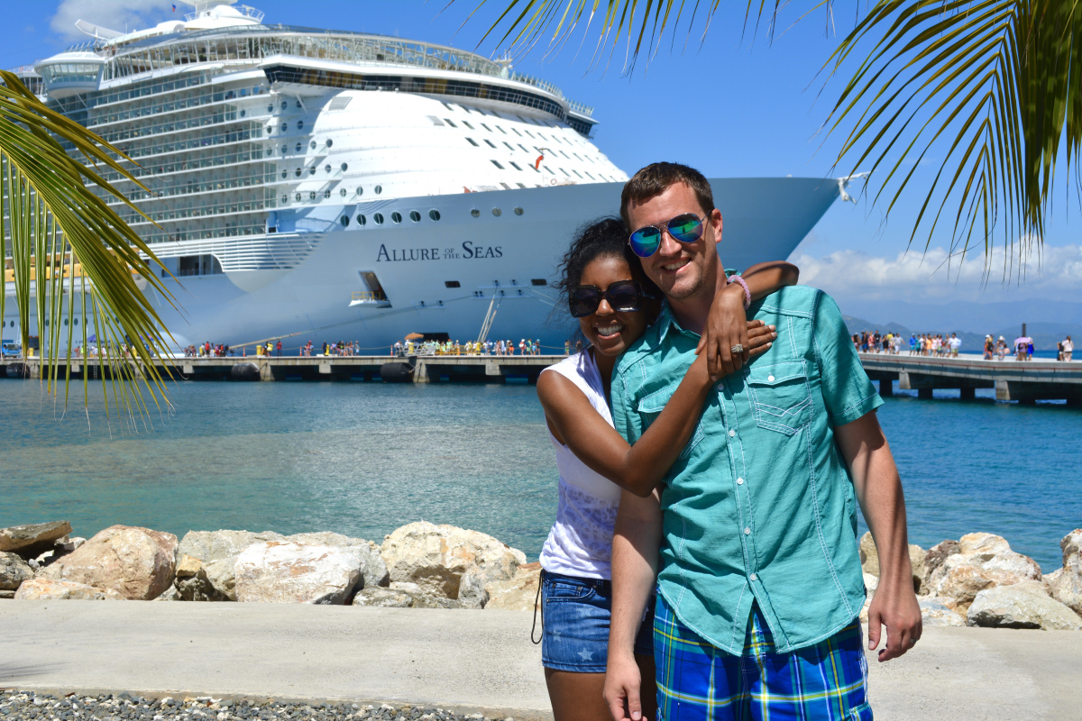 @alissahenrytv's cover photo for 'Royal Caribbean – Allure of the Seas Review'