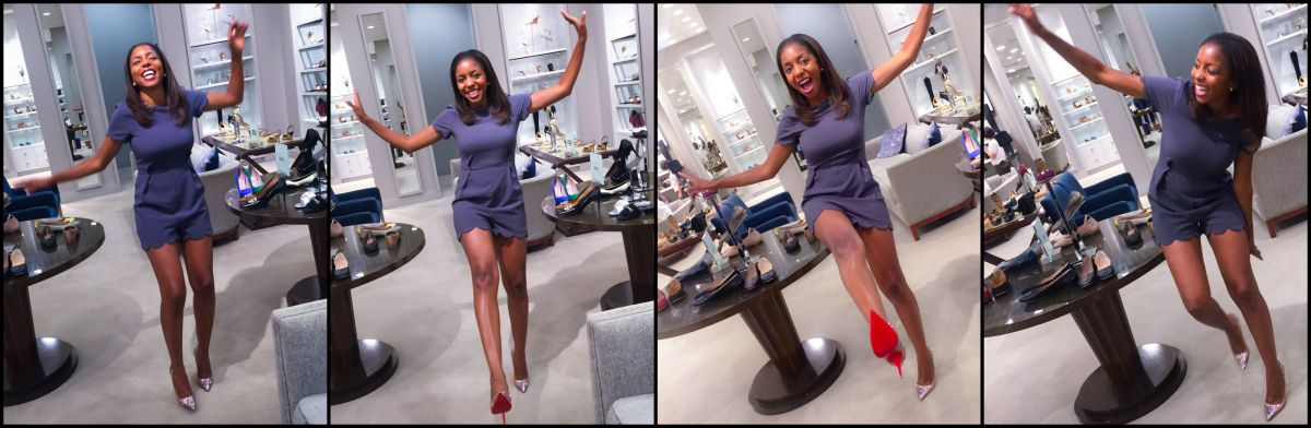 @alissahenrytv's cover photo for '#SaksAndTheCity: Shoe Shopping!!!'