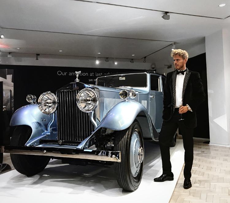 @benny_hancock's cover photo for 'Rolls Royce - Phantom 8 Launch -'