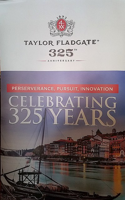 @mywinepal's cover photo for '| Celebrate 325 Years With Taylor FladgateMyWinePal'