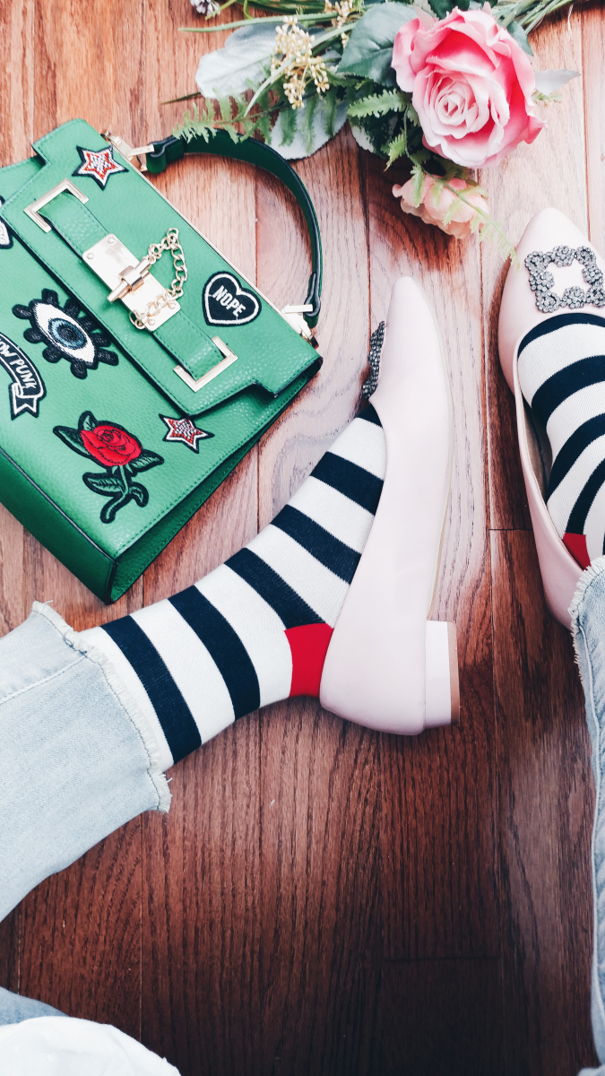 @alwayscreatingblog's cover photo for 'Happy Socks x Always Creating Blog'