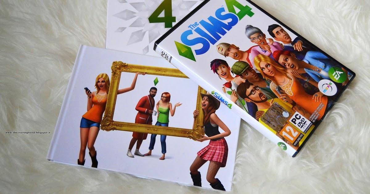@discoveringtrend's cover photo for 'THE SIMS 4 : novità, gioco e sconti !'
