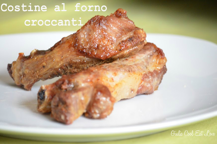 @cook_eat_love's cover photo for 'Costine al forno - Giulia Golino - Cook Eat Love'