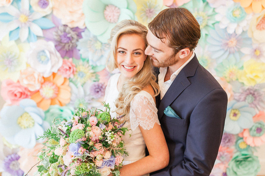 @strictlyweddings's cover photo for 'Whimsical Wedding Day with Alice in Weddingland'