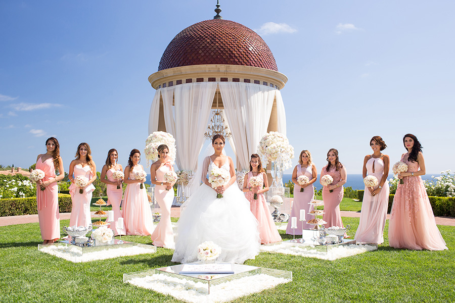 @strictlyweddings's cover photo for 'Real Life Fairytale Wedding in California | Strictly Weddings'