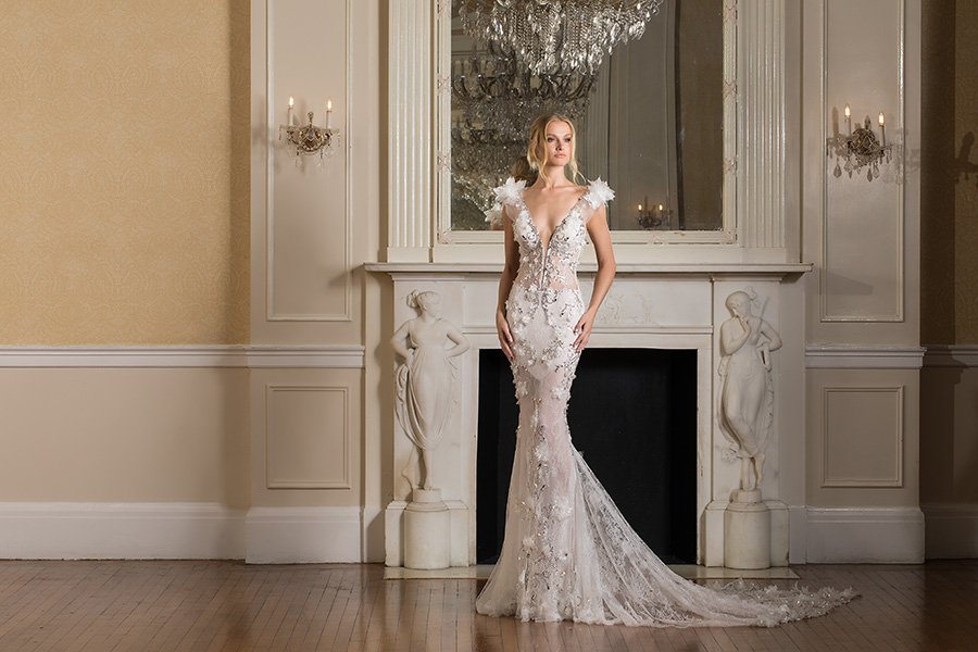 @strictlyweddings's cover photo for 'Pnina Tornai Wedding Gowns 2017 | Strictly Weddings'