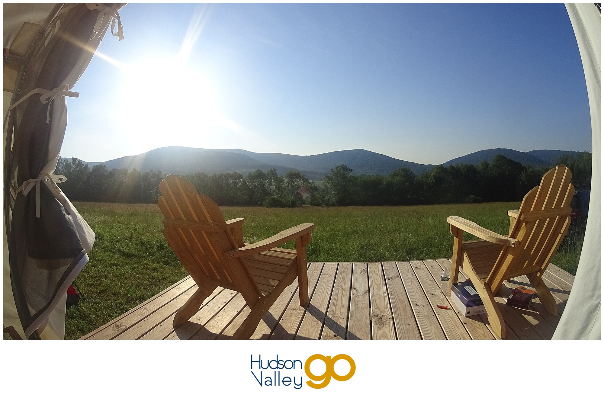 @hudsonvalleygo's cover photo for 'A Tentrr Review: Experience a New Kind of Camping - Hudson Valley GO'