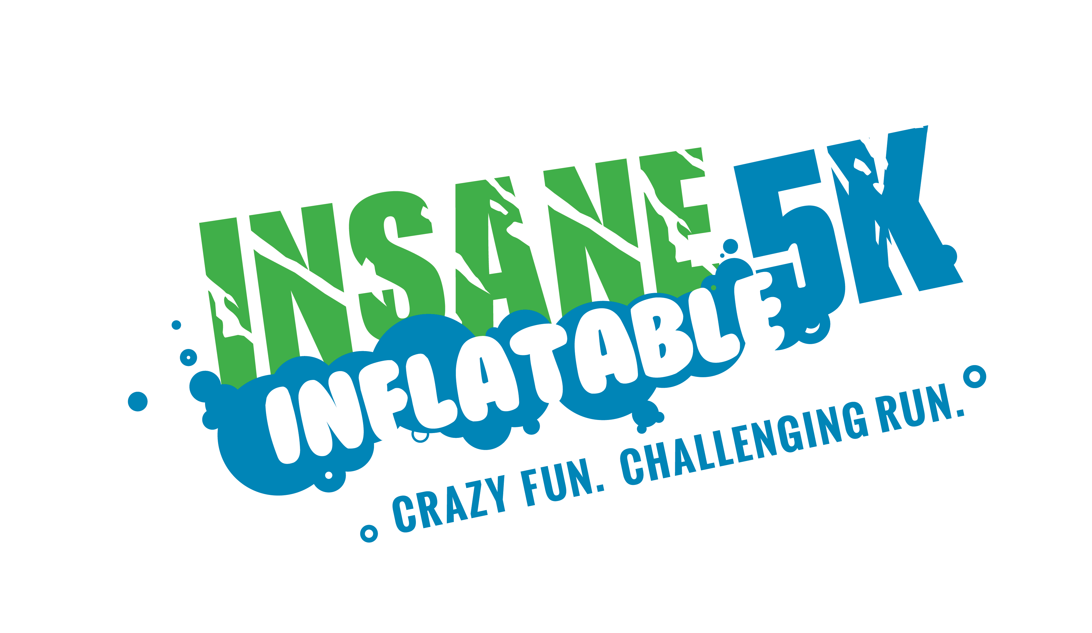 @hudsonvalleygo's cover photo for 'Insane Inflatable 5k 2017 in the Hudson Valley! - Hudson Valley GO'