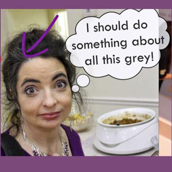 @sunshineflgirl's cover photo for 'New Year Make-over - no more gray hair! • TaylorLife'