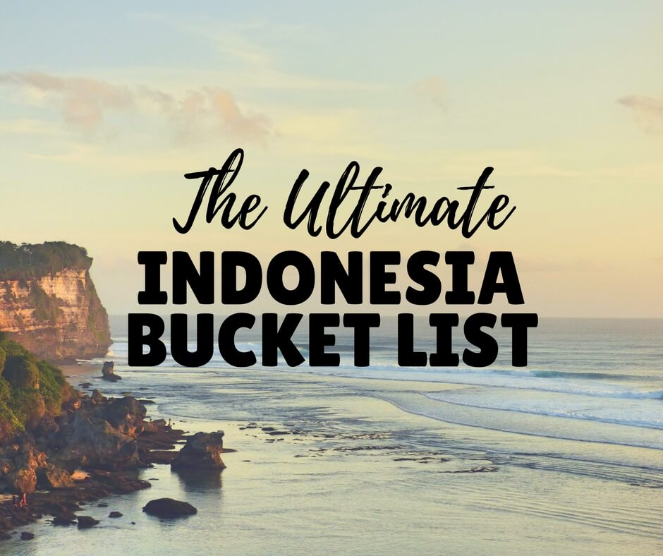 @maketimetoseetheworld's cover photo for 'The Best Places to Visit in Indonesia! (inc. a map!)'