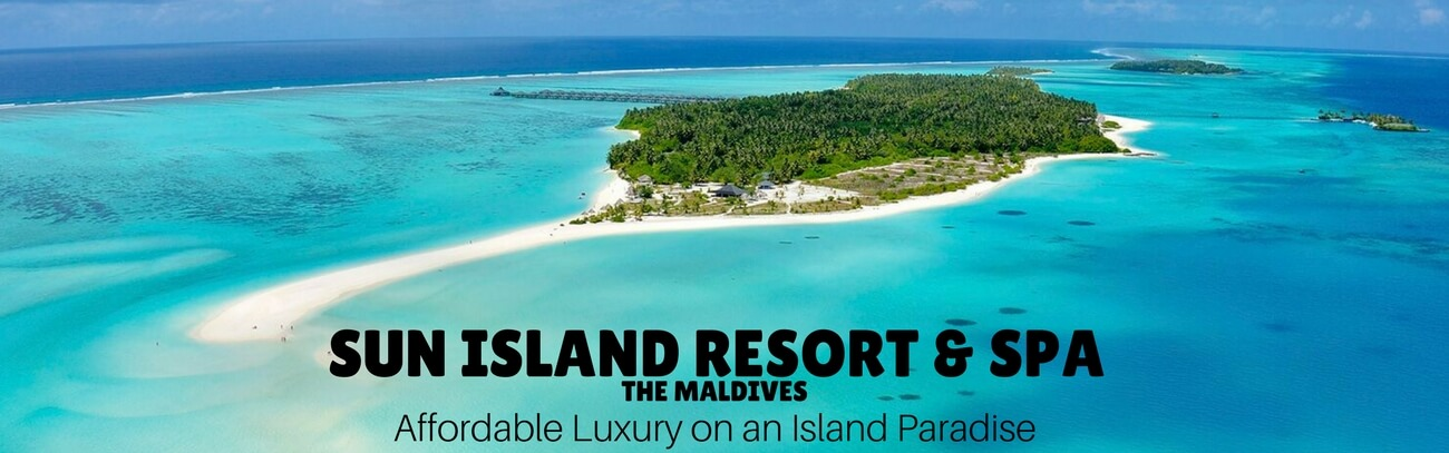 @maketimetoseetheworld's cover photo for 'Sun Island Resort and Spa: Affordable Luxury on an Island Paradise'