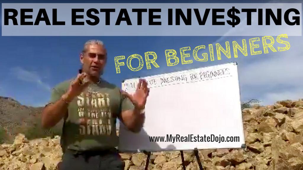 @myrealestatedojo's cover photo for 'Real Estate Investing For Beginners - Starter Guide'