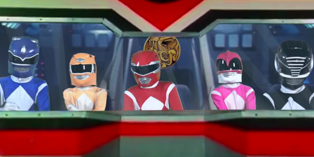 @ethanfineshriberofficial's cover photo for 'Power Rangers Gets A Child Makeover In Ninja Kidz Parody'