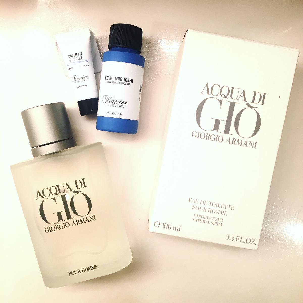 @beautyandtheleast_'s cover photo for 'Father's Day Gift Idea: Acqua Di Gio'