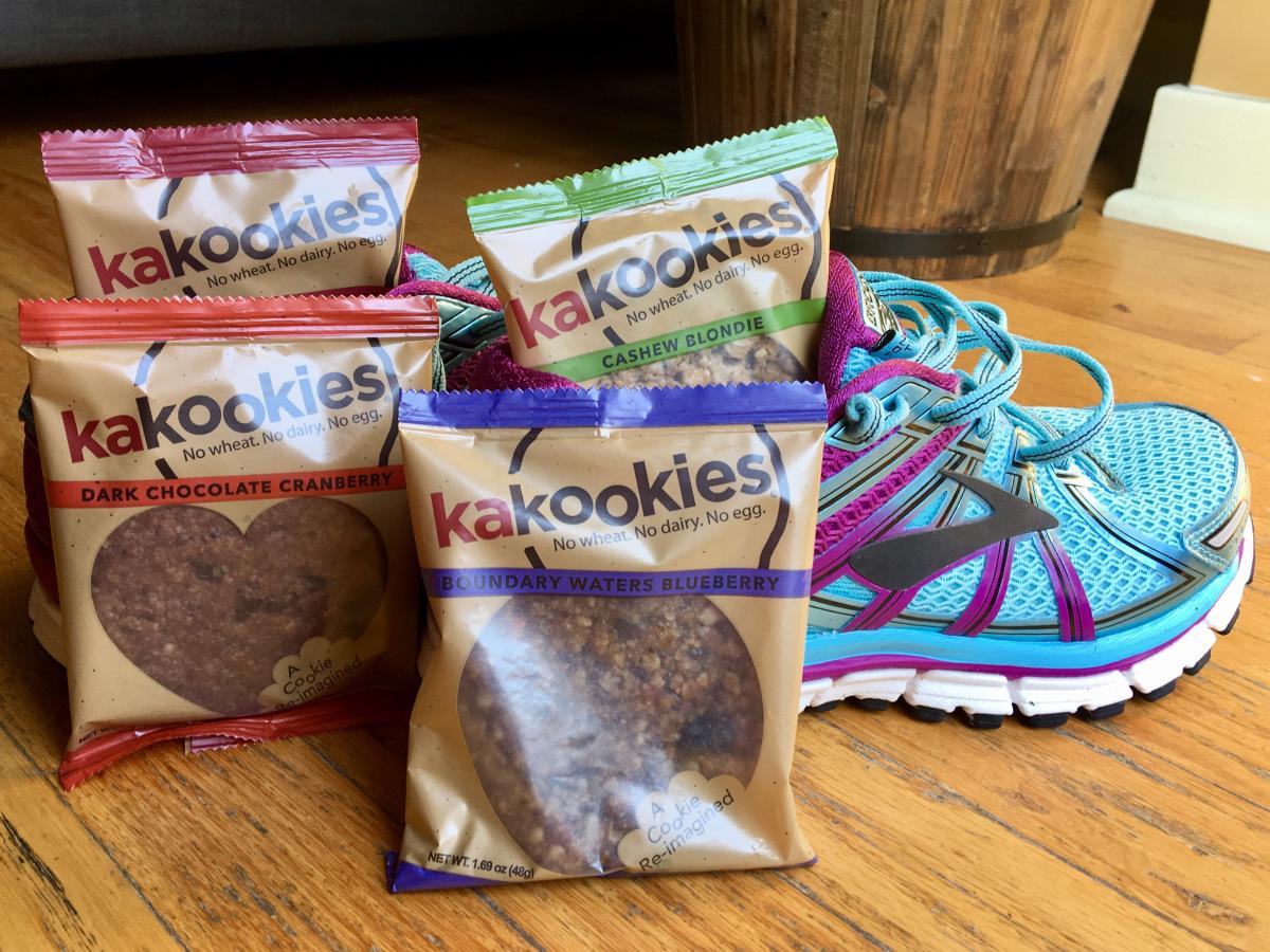 @magmilerunner's cover photo for 'Review: Kakookies Energy Snacks'