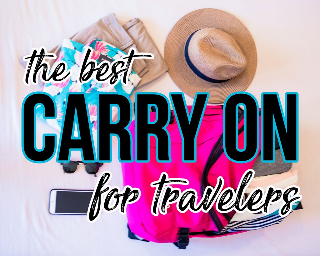 @boboandchichi's cover photo for 'The Best Carry on Bag for Travelers - CabinZero Bag Review - Bobo and ChiChi'
