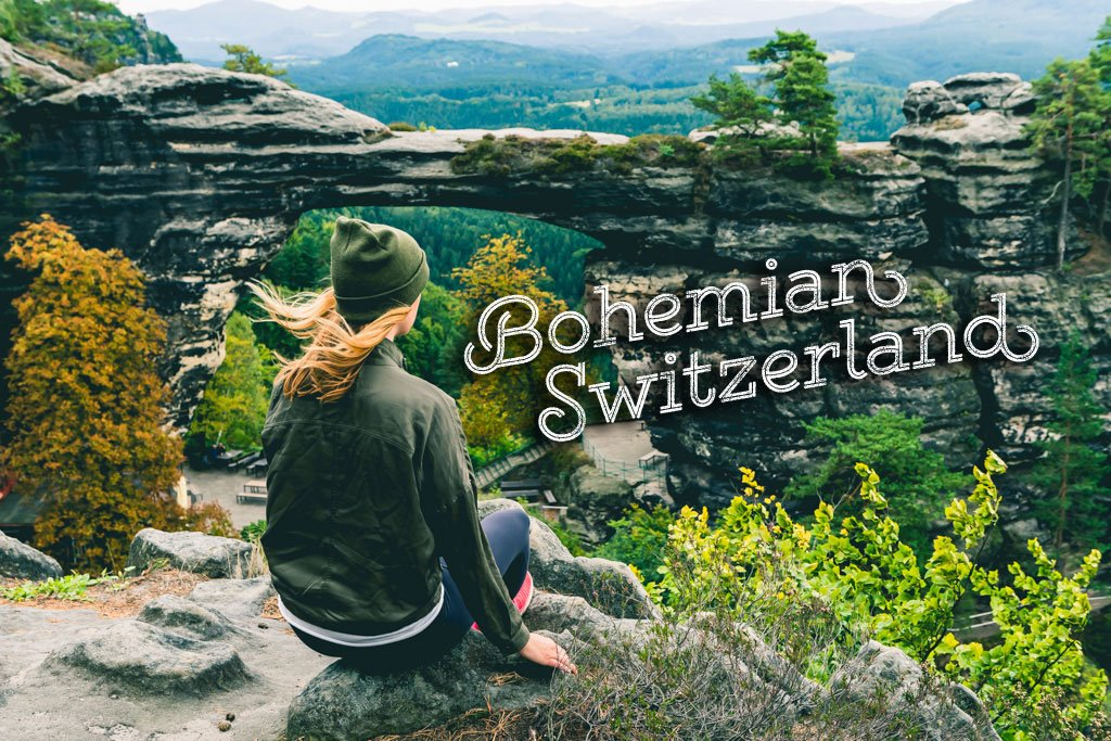 @boboandchichi's cover photo for 'Czech Republic's Gorgeous Green Bohemian Switzerland - Bobo and ChiChi'