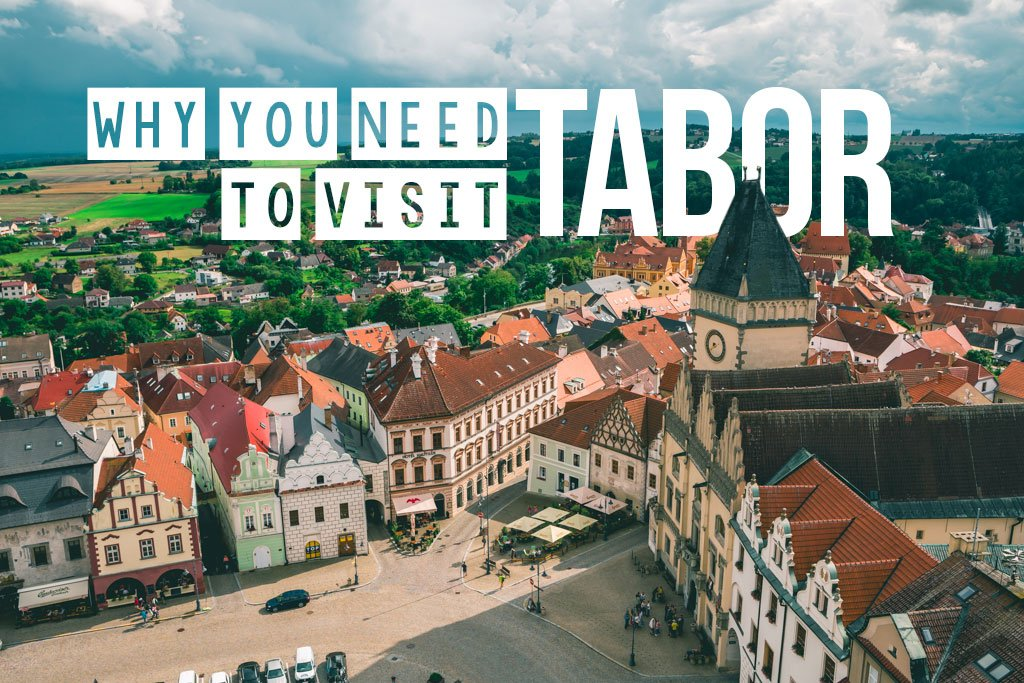 @boboandchichi's cover photo for '10 Reasons Why You Need to Visit the Town of Tabor Czech Republic - Bobo and ChiChi'
