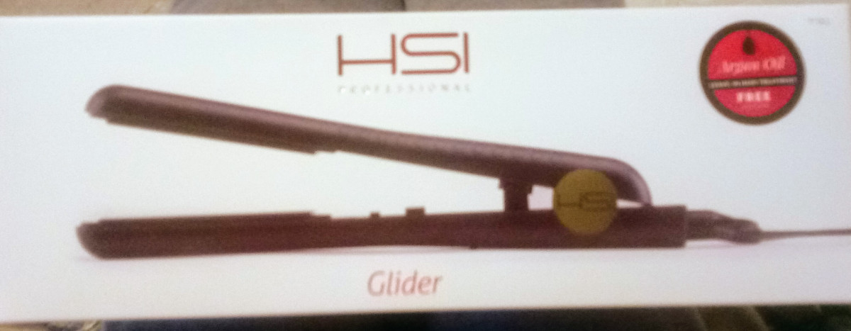 @donnie_.r's cover photo for 'Unboxing & Review – HSI Professional Glider Flat Iron'