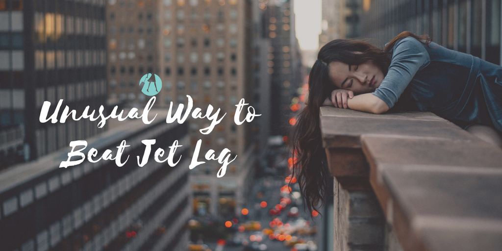 @suitcaseandheels's cover photo for 'Floating - An Unusual Way to Beat Jet Lag? | Suitcase and Heels'