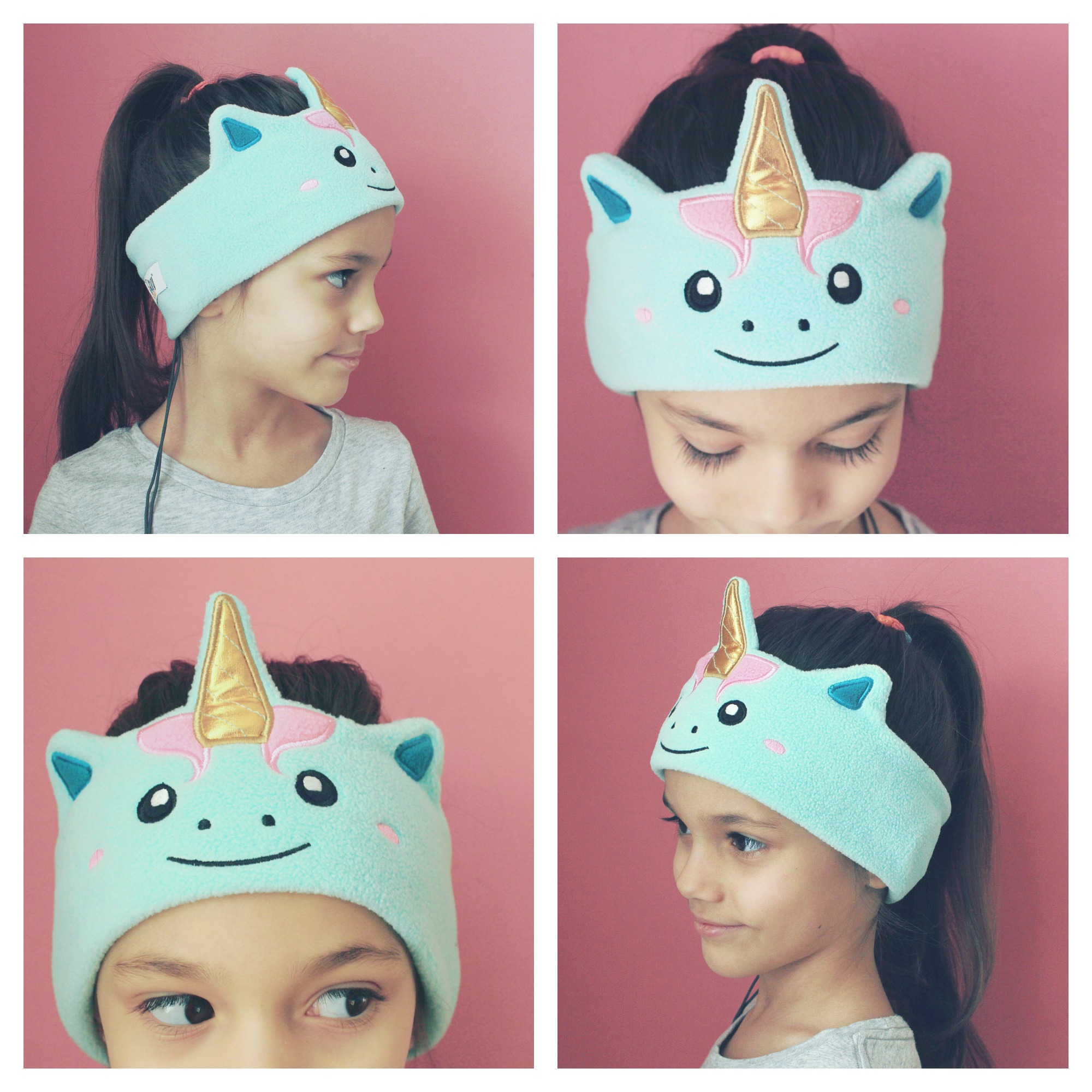 @misspettigrewreview's cover photo for '6 Reasons CozyPhones Unicorn Headphones are the best ever! – Miss Pettigrew Review'
