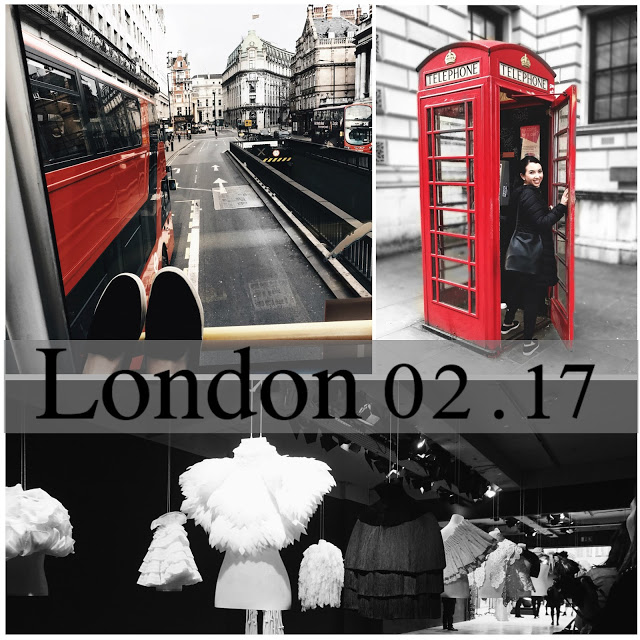 @thataylaa's cover photo for 'thataylaa: 72 hours in London with Burberry 02.17'