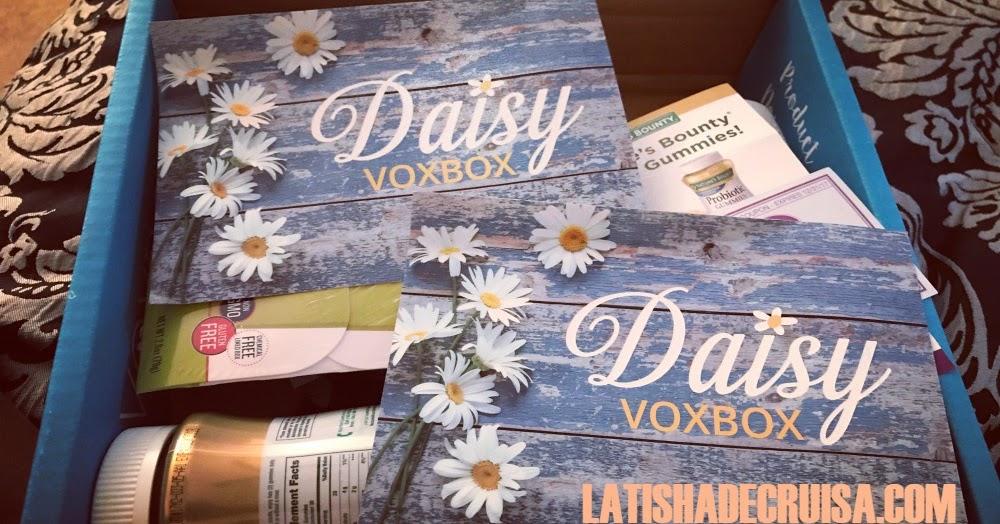 @i.amlatishadecruisa's cover photo for 'Review| Daisy VoxBox'