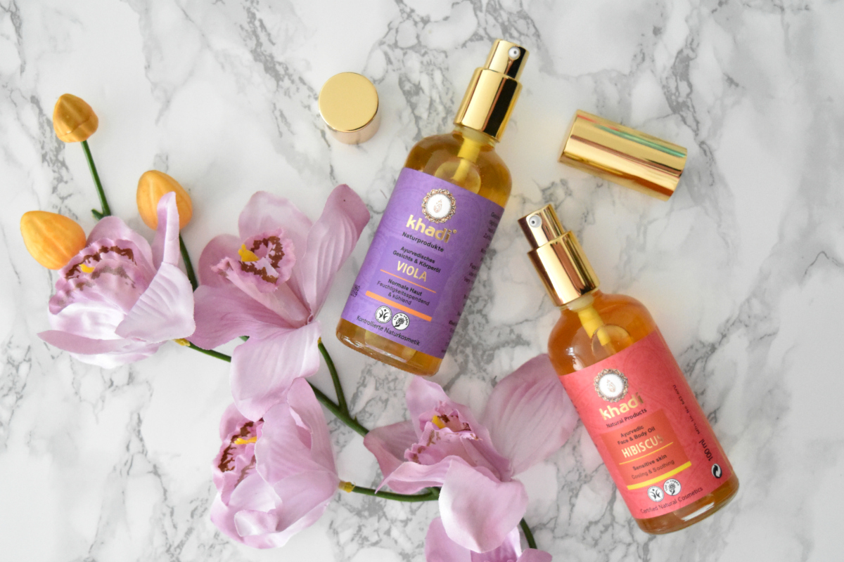 @morethangreens's cover photo for 'Natural Skincare with Khadi Ayurvedic Face and Body Oils'