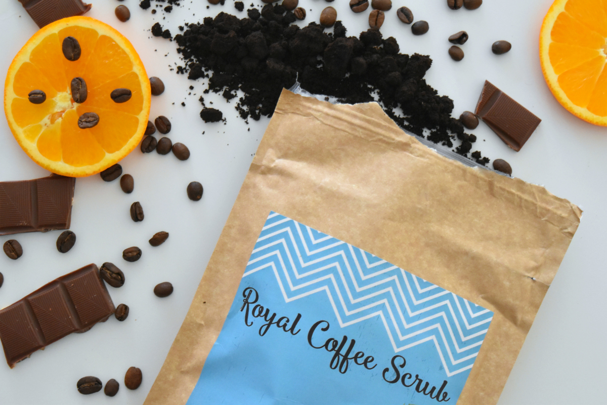 @morethangreens's cover photo for 'Beauty Review: Naturelle Royal Coffee Scrub'