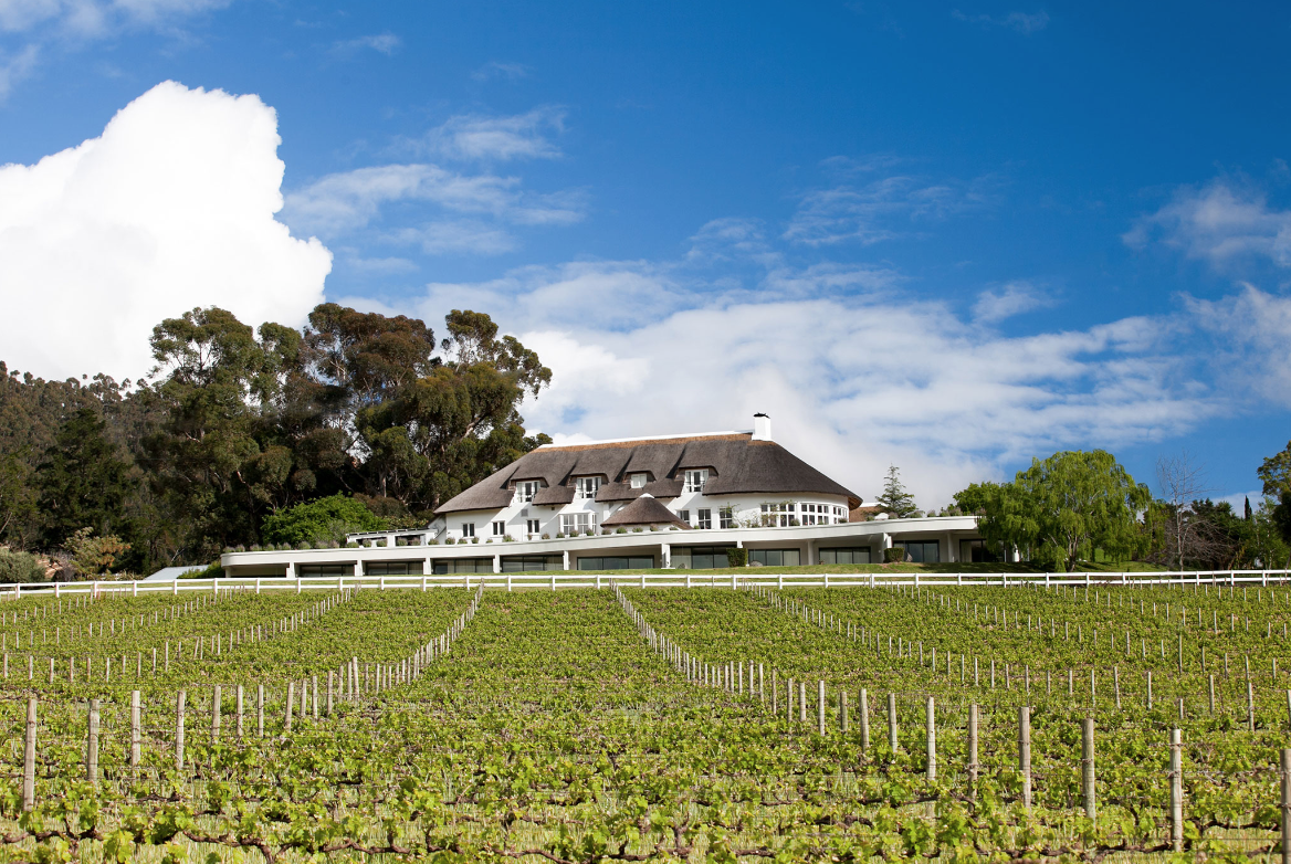 @dawnjorgensen's cover photo for 'How to spend 24 Hours in Franschhoek. | The Incidental Tourist'